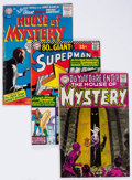 Bronze Age (1970-1979):Miscellaneous, DC Silver-Modern Age Comics Box Lot (DC, 1960s-80s) Condition: Average GD....