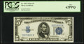 Fr. 1651 $5 1934A Silver Certificate. PCGS New 62PPQ