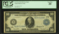 Fr. 911a $10 1914 Federal Reserve Note PCGS Very Fine 20
