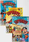 Modern Age (1980-Present):Superhero, New Adventures of Superboy #12-45 Box Lot (DC, 1980-83) Condition:Average VF/NM....