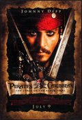 "Movie Posters:Adventure, Pirates of the Caribbean: The Curse Of The Black Pearl (BuenaVista, 2003). Mini Poster (18.5"" X 27"") DS Advance. Adventure...."