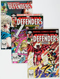 Modern Age (1980-Present):Superhero, The Defenders #109-149 Near-Complete Run Box Lot (Marvel, 1982-85)Condition: Average VF/NM....