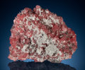 Minerals:Cabinet Specimens, Rhodochrosite & Quartz . Home Sweet Home Mine. MountBross, Alma District. Park Co.. Colorado, USA.... (Total: 2 Items)