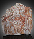 Lapidary Art:Carvings, Sandstone Free-Form Sculpture. Kanab. Utah. ...