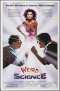 """Movie Posters:Science Fiction, Weird Science (Universal, 1985). One Sheet (27"""" X 41""""). ScienceFiction.. ..."""
