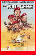 """Movie Posters:War, The Wild Geese & Others Lot (Allied Artists, 1978). One Sheets(3) (27"""" X 41""""). War.. ... (Total: 3 Items)"""