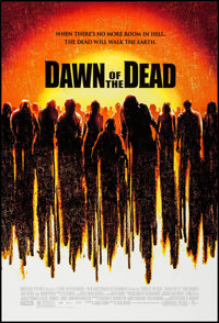 """Dawn of the Dead (Universal, 2004). One Sheet (27"""" X 40"""") DS. Horror"""