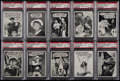 "Non-Sport Cards:Sets, 1965 Topps ""Gilligan's Island"" PSA Graded Complete Set (55). ..."
