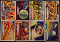 "Non-Sport Cards:Singles (Pre-1950), 1957 Topps ""Space Cards"" Complete Set (88) Plus 107 duplicates. ..."