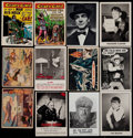 Non-Sport Cards:Lots, 1938 - 1983 Non-Sports Collection (160) With One Complete Set. ...