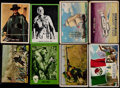 Non-Sport Cards:Singles (Pre-1950), 1952-63 Non-Sports Collection (144)....