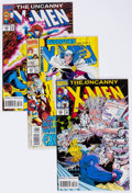 Modern Age (1980-Present):Superhero, X-Men #306-312 Multiple Copies Long Box Group (Marvel, 1990s)Condition: Average NM-....