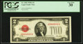 Small Size:Legal Tender Notes, Fr. 1502 $2 1928A Legal Tender Note. PCGS Very Fine 30.. ...