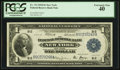 Fr. 713 $1 1918 Federal Reserve Bank Note PCGS Extremely Fine 40