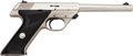 Handguns:Semiautomatic Pistol, High Standard Sport King Model Semi-Automatic Pistol....