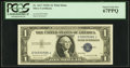 Fr. 1617 $1 1935G With Motto Silver Certificate. PCGS Superb Gem New 67PPQ