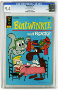 Bronze Age (1970-1979):Cartoon Character, Bullwinkle #4 File Copy (Gold Key, 1972) CGC NM 9.4 Off-white towhite pages. Just one other copy of issue #4 has received a...