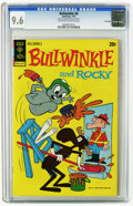 Bronze Age (1970-1979):Cartoon Character, Bullwinkle #8 File Copy (Gold Key, 1973) CGC NM+ 9.6 Off-white towhite pages. One of the highest-graded copies CGC has cert...