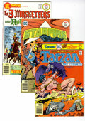 Bronze Age (1970-1979):Miscellaneous, DC Bronze Group (DC, 1974-78) Condition: Average NM 9.2. Thisbodacious Bronze Age selection of DC Comics, includes Tarzan...(Total: 16 Items)