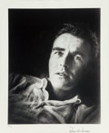Photographs:20th Century, Roddy McDowall (British, 1928-1998). Group of FivePortraits, 1964-1979. Two color photographs; three gelatinsilver, pr... (Total: 5 Items)