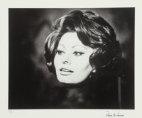 Roddy McDowall (British, 1928-1998) Group of Five Portraits, 1964-1979 Gelatin silver, each 14 x ... (Total: 5)