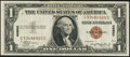 Fr. 2300 $1 1935A Hawaii Silver Certificate. Very Fine-Extremely Fine