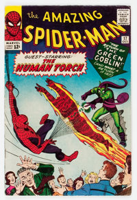 The Amazing Spider-Man #17 (Marvel, 1964) Condition: VG