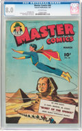 Golden Age (1938-1955):Superhero, Master Comics #66 (Fawcett Publications, 1946) CGC VF 8.0 Off-white pages....