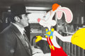 Animation Art:Production Cel, Who Framed Roger Rabbit? Production Cel (WaltDisney/Touchstone/Amblin, 1988)....