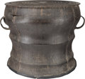 Asian:Other, A Southeast Asian Bronze Rain Drum, 20th century. 13-1/4 incheshigh x 15-1/2 inches diameter (33.7 x 39.4 cm). ...