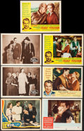 "Movie Posters:Drama, Rio & Others Lot (Universal, 1939). Lobby Cards (7) (11"" X 14""). Drama.. ... (Total: 7 Items)"