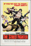 "Movie Posters:Action, The Street Fighter & Others Lot (New Line, 1974). One Sheets(3) (27"" X 41""). Action.. ... (Total: 3 Items)"