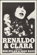 """Movie Posters:Musical, Renaldo and Clara (Circuit Films, 1978). One Sheet (28"""" X 42""""). Musical.. ..."""