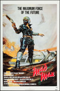 """Movie Posters:Science Fiction, Mad Max (American International, R-1983). One Sheet (27"""" X 41"""").Science Fiction.. ..."""