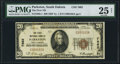 Parkston, SD - $20 1929 Ty. 1 The First NB Ch. # 7662