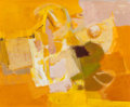 Fine Art - Painting, American:Contemporary   (1950 to present)  , American School (20th Century). Untitled. Acrylic on board.28 x 34 inches (71.1 x 86.4 cm). ...