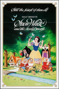 """Movie Posters:Animation, Snow White and the Seven Dwarfs & Other Lot (Buena Vista, R-1983). One Sheets (2) (27"""" X 41""""). Animation.. ... (Total: 2 Items)"""