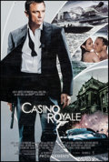 "Movie Posters:James Bond, Casino Royale (MGM, 2006). Spanish Language One Sheet (26.75"" X39"") DS Advance & Mini Poster (11.5"" x 17"") SS Advance. Jame...(Total: 2 Items)"