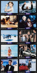 "Movie Posters:James Bond, Die Another Day (MGM, 2002). International Lobby Card Set of 10 (11"" X 14""). James Bond.. ... (Total: 10 Item)"