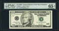 Small Size:Federal Reserve Notes, Fr. 2037-L $10 2003 Federal Reserve Note. PMG Gem Uncirculated 65 EPQ.. ...