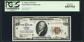 Small Size:Federal Reserve Bank Notes, Fr. 1860-G $10 1929 Federal Reserve Bank Note. PCGS Gem New 65PPQ.. ...