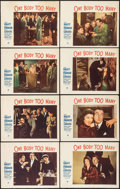 """Movie Posters:Comedy, One Body Too Many (Paramount, 1944). Lobby Card Set of 8 (11"""" X14""""). Comedy.. ... (Total: 8 Items)"""