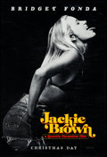 "Movie Posters:Crime, Jackie Brown (Miramax, 1997). One Sheet (27"" X 40"") SS Advance Bridget Fonda Style. Crime.. ..."