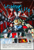 """Movie Posters:Animation, Waking Life (20th Century Fox, 2001). One Sheets (2) (26.75"""" X39.75"""" & 27"""" X 40"""") Two Styles. Animation.. ... (Total: 2Items)"""