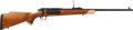 Long Guns:Bolt Action, U.S. Springfield Armory Model 1898 Krag Sporterized Bolt ActionRifle....