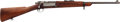 Long Guns:Bolt Action, U.S. Springfield Armory Model 1898 Krag Bolt Action Rifle Shortenedto Carbine Length....