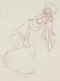 Animation Art:Production Drawing, Sleeping Beauty King Stefan Animation Drawings Group of 23(Walt Disney, 1959).... (Total: 23 Original Art)