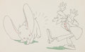 Animation Art:Production Drawing, Dumbo Dumbo and Skinny Color Model Drawing Group of 3 (Walt Disney, 1941).... (Total: 3 Original Art)