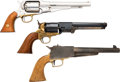 Handguns:Single Action Revolver, Lot of Three Reproduction Revolvers.... (Total: 3 )