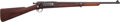 Long Guns:Bolt Action, U.S. Springfield Model 1892 Krag Bolt Action Rifle Converted to Model 1896....